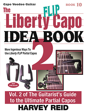 Liberty FLIP Capo Idea Book Vol 2