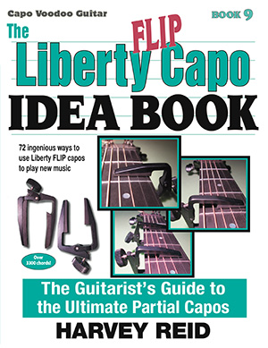 Liberty FLIP Capo Idea Book Vol 1