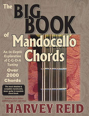 The Big Book of Mandocello Chords